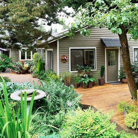 Stunning Beispiel Mehrstufige Holzterrasse Ideas - Amazing Home ...