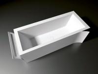 Die freistehende Badewanne - oval, rechteckig oder mit ...