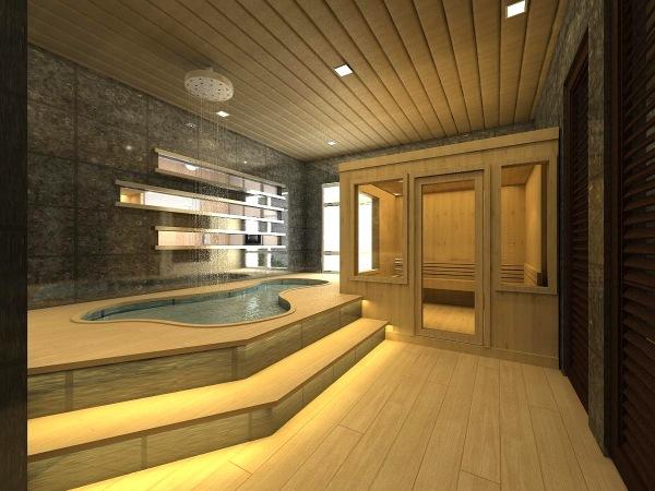 Wohntrends 2013 Wellness Bad zu HauseEntspannung fr die