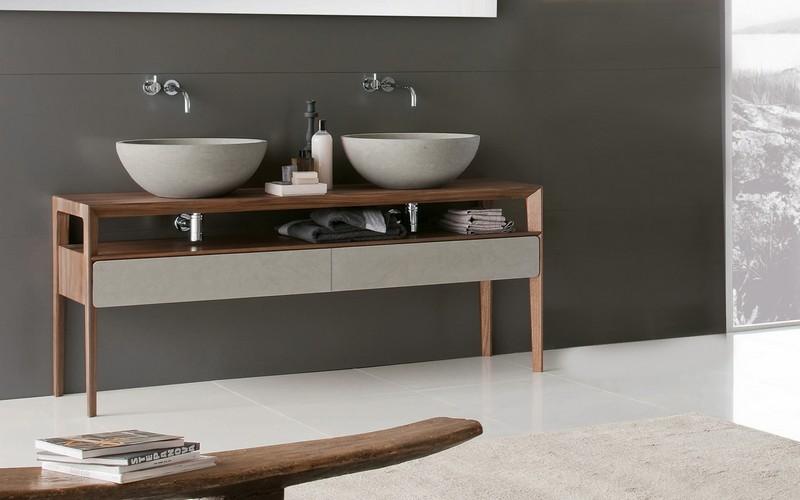 Beispiele fr Badplanung mit Waschtisch Design von Neutra