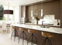 16 Barhocker Designs -Essplatz in der Küche einrichten
