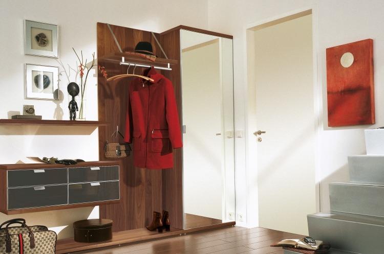 Garderoben Sets Modern Badmöbel Set In Hochglanz Grau Mit