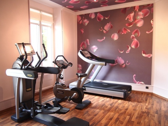 Fitnessstudio zuhause einrichten  wie Sie schnell abnehmen