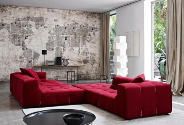 wohnzimmer modernes wohnzimmer sofa ideen l - boisholz, Mobel ideea