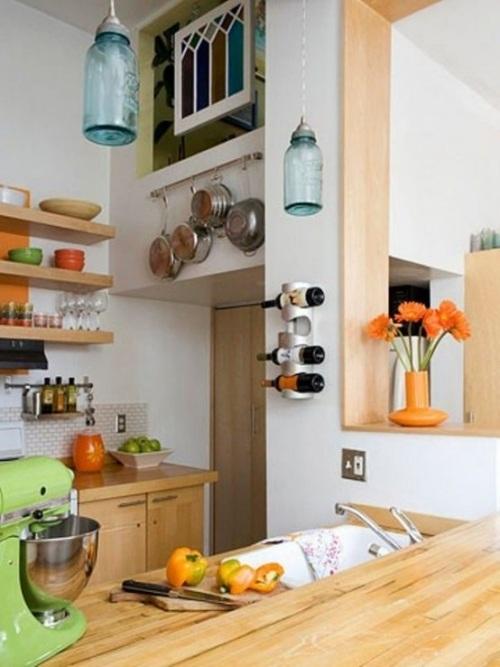 Deavita Com Kuche Kleine Kuche Einrichten Raumverteilung Farben, Kuchen  Ideen