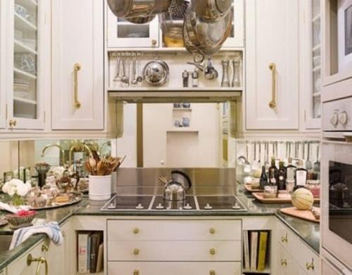 Schön 20 Ideen Für Kleine Küche U2013 Nutzen Sie Den Begrenzten Platz Vernünftig