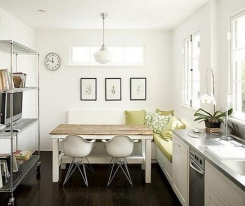 20 Ideen Für Kleine Küche U2013 Nutzen Sie Den Begrenzten Platz Vernünftig