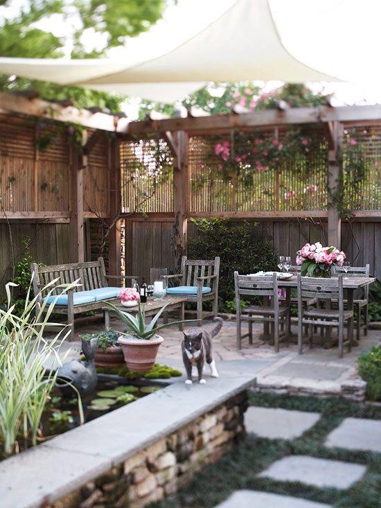 sichtschutz aus bambus fur terrasse sichtschutz fur garten,