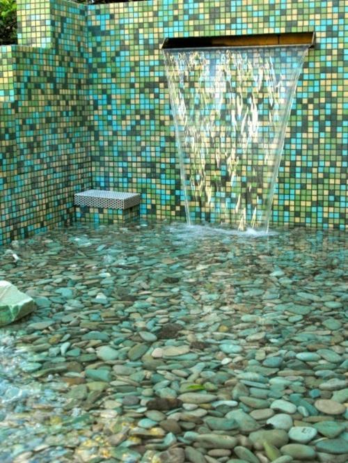 Dusche Im Garten Erfrischung Sommer Dusche Im Garten Erfrischung