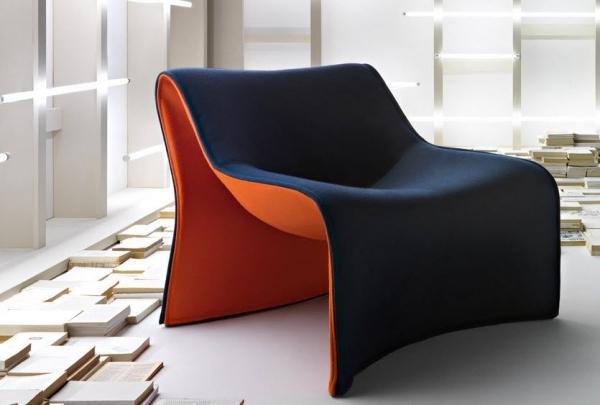 Tolle Designer Sessel fgen sich ideal in die moderne