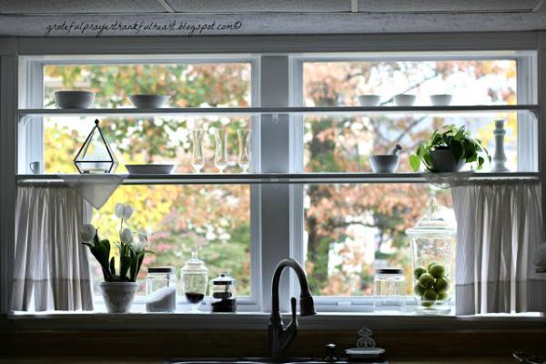 Tipps und Ideen frs Kchenfenster  Sonnenlicht in die