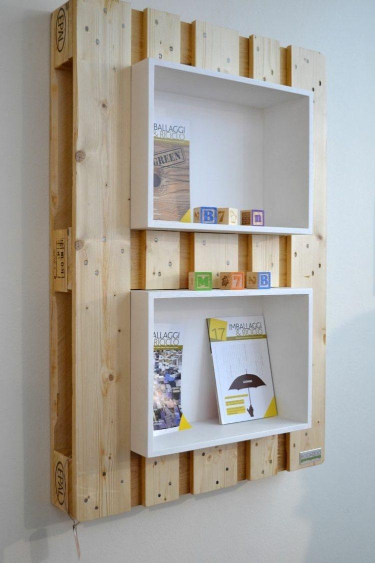 20 Kreative Ideen Europaletten Im Interieur Anzuwenden