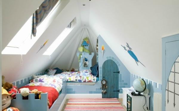Attic Room Ideas For Teenagers Natashamillerweb