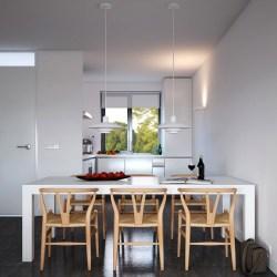Kleine Küche Mit Essbereich - Wohnen Ideen