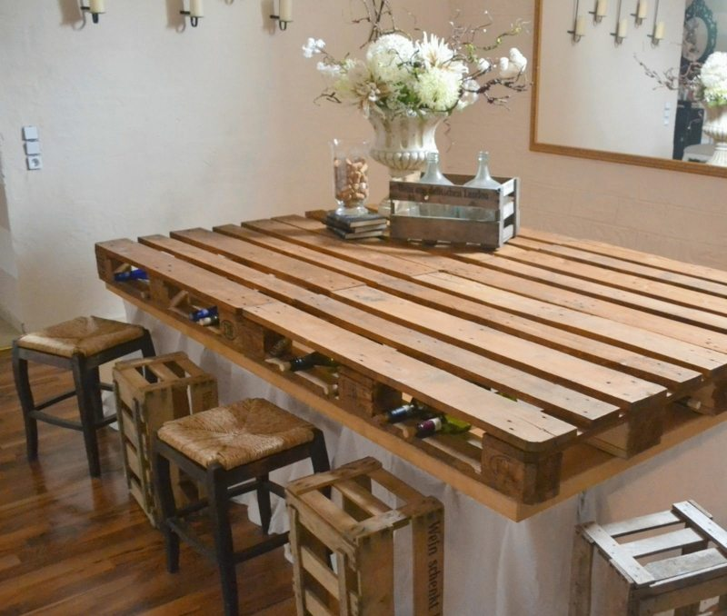Best Küche Aus Paletten Bauen Ideas - Interior Design Ideas ...