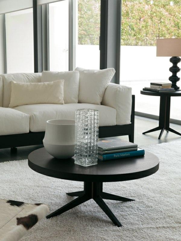 20 Wohnideen fr Ihr Wohnzimmer  Couchtisch Design aus Italien