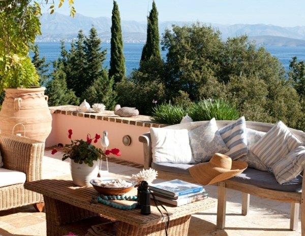 23 Wohnideen fr mediterrane Einrichtung und Garten Gestaltung