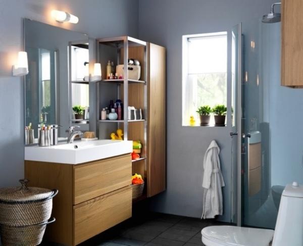 Badmbel Set von IKEA  stilvolle und praktische Lsung