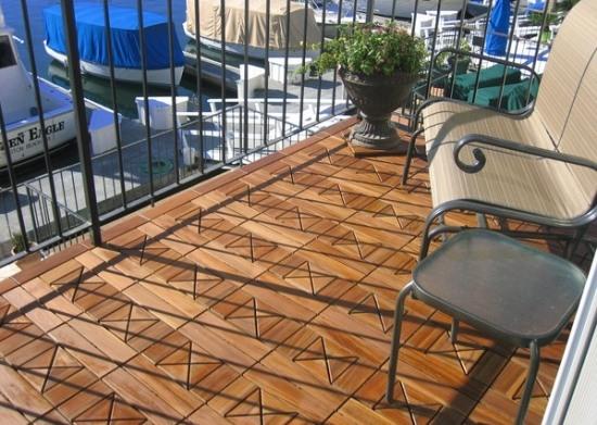 balkon fliesen holz zuschneiden » terrassenholz,