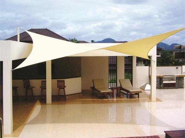 Stunning Vorteile Sonnensegel Terrasse Images - Ideas & Design