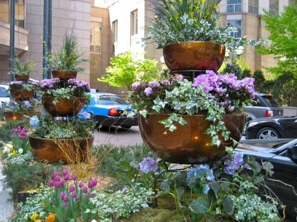 moderner garten von inspired garden design - meuble garten,