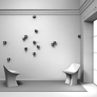Wanduhr Design - 25 Ideen fr moderne Wandgestaltung