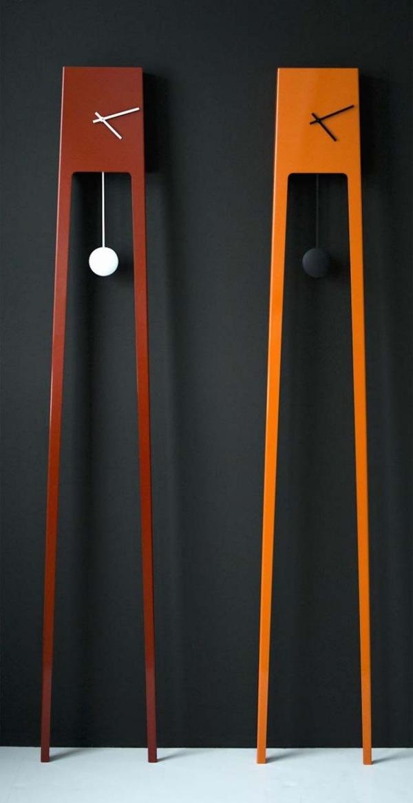 Wanduhr Design  25 Ideen fr moderne Wandgestaltung