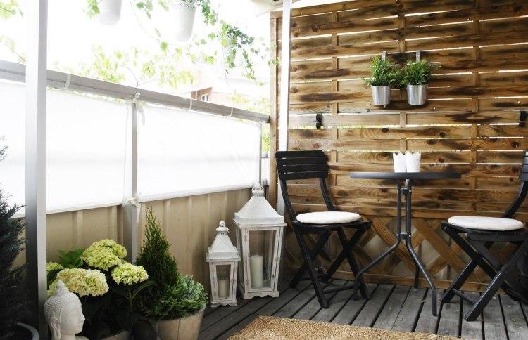 Verwenden Sie Alte Moebel Fuer Einen Hervorragenden Vintage Look ... Ideen Attraktive Balkon Gestaltung Gunstig