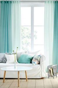 Gardinen im Wohnzimmer - Deko Ideen fr jede Einrichtung
