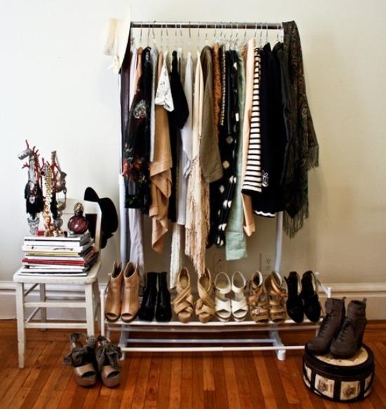 Ideen Fur Kleiderstander Design Die Kleidung Ohne Schrank, Möbel