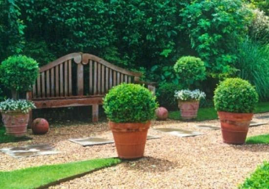 41 Ideen fr kleinen Garten  Die Gestaltung bei wenig Platz