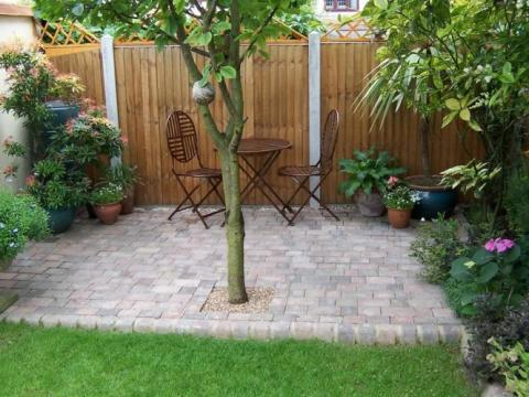 gartengestaltung ideen kleine gärten gartengestaltung kleiner garten reihenhaus - natacharoussel