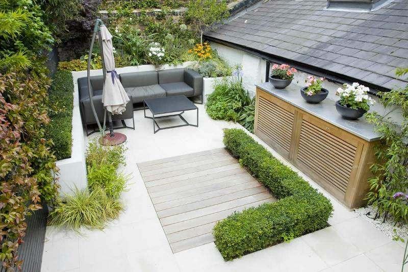 Gartengestaltung Pflege Kleinen Garten Gestalten Tipp Tricks | Moregs Kleinen Garten Gestalten Bilder