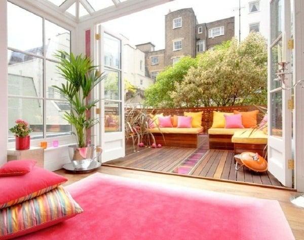 Sichtschutz Ideen Fuer Garten Balkon Und Terrasse | Moregs Wohntipps Balkon Gestaltung Deko