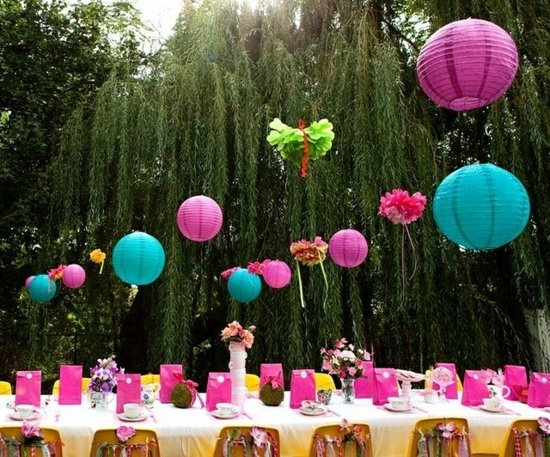 Garten Fur Geburtstag Mieten Laterne Basteln Mit Kindern Schone