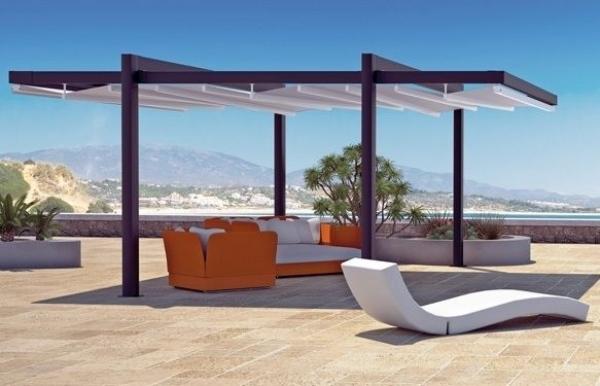 Terrassen Überdachung Aus Aluminium – Eigenschaften & Vorteile
