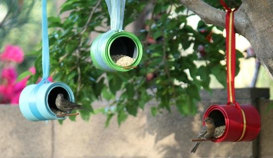 Vogel Futterhaus Selber Bauen – Vögel In Garten Anlocken