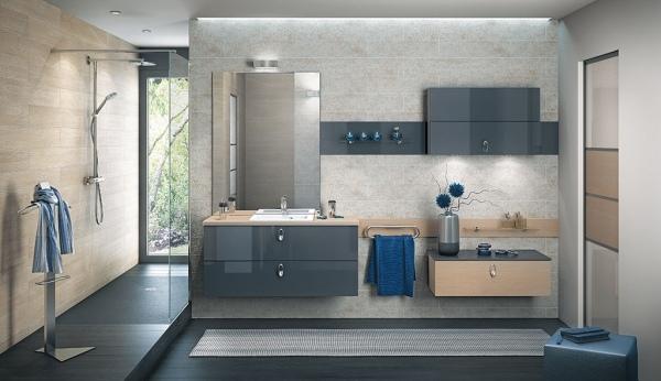 Badezimmer Ideen  Modernes Bad Nach Den Neuesten
