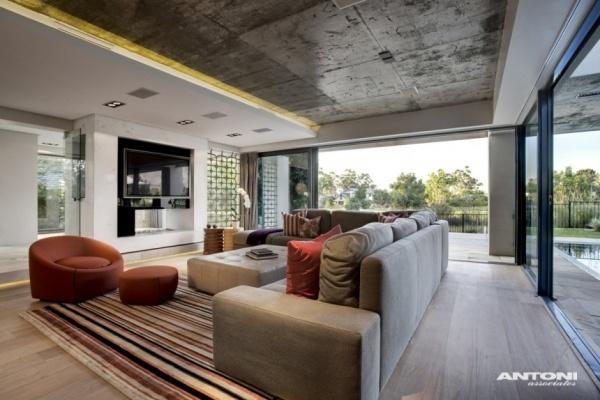 Moderne Designer Wohnung in Kapstadt mit