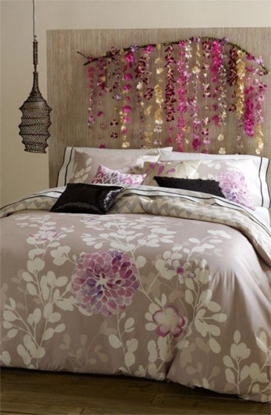 schlafzimmer dekoration selber machen – secretstigma