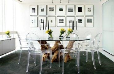 Moderne Esszimmermbel  28 Design Ideen fr Esstisch und Sthle