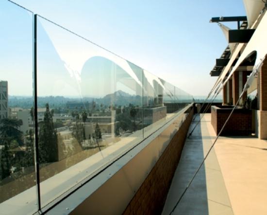 Gartengestaltung Pflege Balkon Balkongelander Ideen Material ... Balkongelander Ideen Material Design
