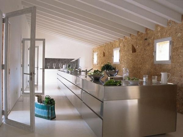 Hochwertige Designer Küchenmöbel bieten moderne