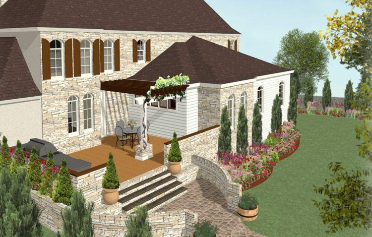 Haus 3d Planer architektur skizze mein heim 3d