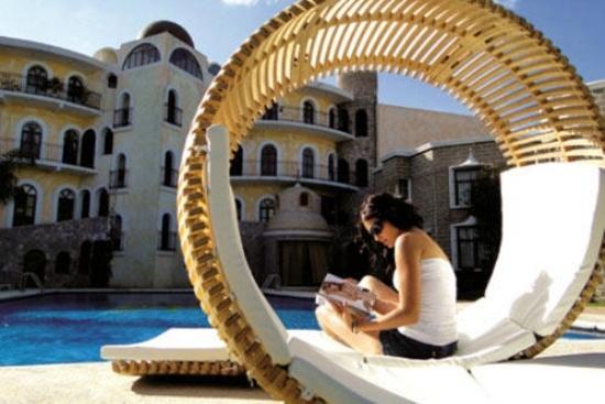 7 ultra moderne Lounge Sessel Designs aus Holz fr den