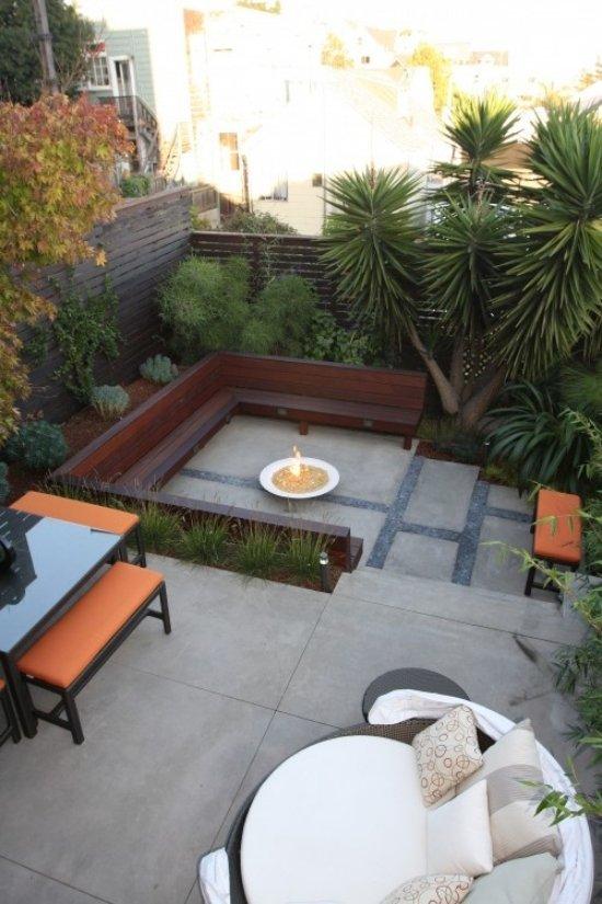 gartengestaltung pflege patio bereich feuerstelle design garten, Garten und erstellen