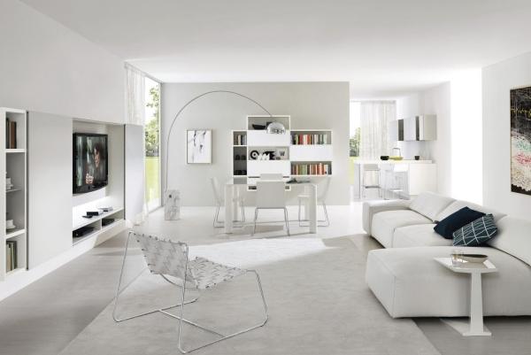 wohnzimmer einrichten ideen modern einrichten ideen grau teppich, Mobel ideea