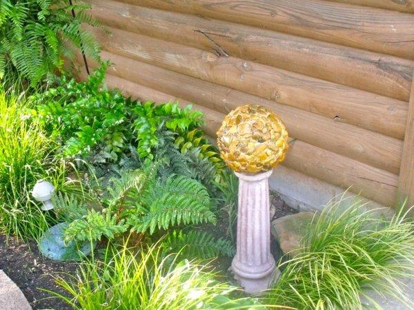 kreative gartendeko selbst basteln farben sommerliche garten deko, Garten und erstellen