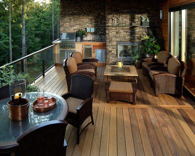 108 Gestaltungsideen Für Terrassen Dachterrasse & Balkon