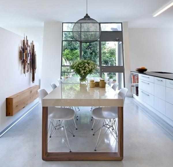105 Wohnideen fr Esszimmer  Design Tischdeko und Essplatz im Garten